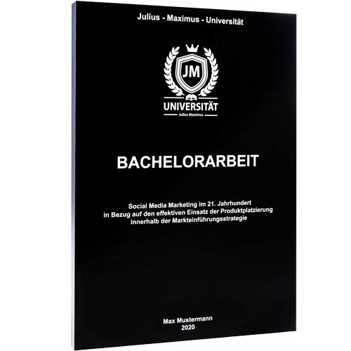 Bachelorarbeit binden Magazinbindung